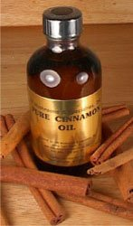 Pure Cinnamon Oil 4 oz.
