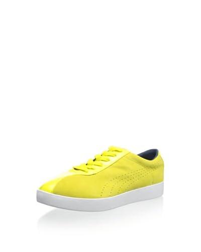 PUMA Women's Munster Sneaker  [Fluo Yellow]