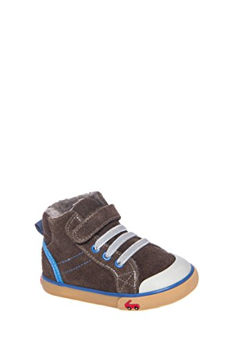 Boy's Dane Hook And Loop Sneaker
