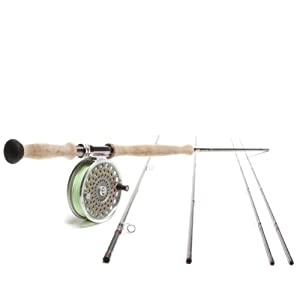 Red Truck Diesel  Steelhead Spey  7 Wt Fly Fishing Outfit - Ready to Fish by Red Truck Fly Rods
