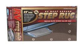 Camco Wrap Around Step Rug