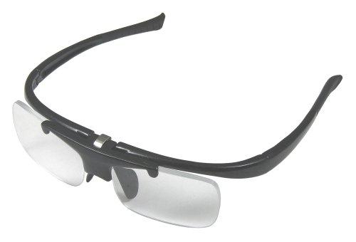 MIZAR-TEC (ミザールテック) sports type グラスルーペ Black 2.0 degrees DR-003BK2.0