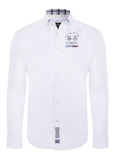 la-martina-mens-casual-shirt-white-bianco-one-size-white-one-size