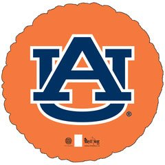 "Auburn Tigers - 18"" Foil Balloon Party Accessory - 1"