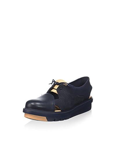 CAMPER Zapatos de cordones Marta Azul Marino