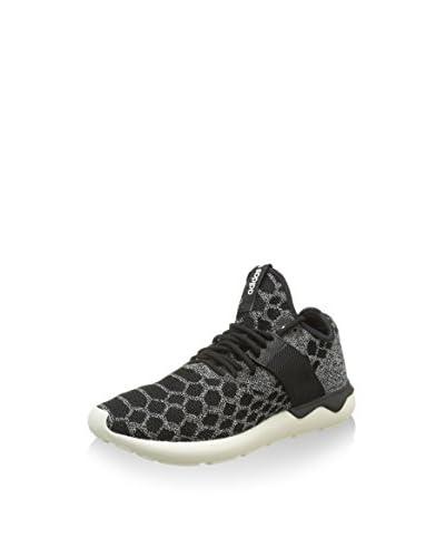 adidas Sneaker Tubular Runner Prime Knit [Nero/Grigio]