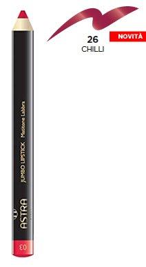 Astra - Jumbo Lipstick - Matitone Labbra 26 Chilli