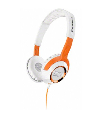 New Sennheiser Hd229 On-Ear Stereo Bass Mp3/Ipod Portable Headphones White East