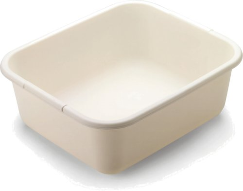 Rubbermaid 11.4 QT Dish Pan, Bisque (2951) (Pedicure Tub compare prices)