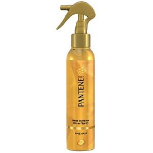 Pantene Spray Brilliance Heat Protection Spray per capelli sottili 150 ml Confezione da 2