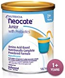 Neocate Junior Unflavored (case of 4 x 14.1 OZ cans)