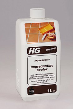 HG Impregnator - Impregnating Sealer 1LITRE P4 PLEASE NOTE: This product has been re-formulated by the manufacturer as HG Impregnating Protector