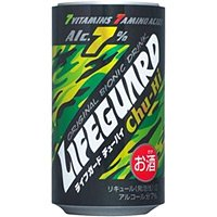 チェリオ ライフガードチューハイ 350ml  350ML × 24缶