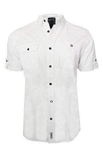 dissident-sigma-hommes-manche-courte-chemise-boutonniere-blanc-optique-m-torse-102cm