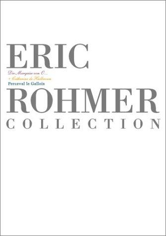 エリック・ロメール・コレクション DVD-BOX III (O侯爵夫人+ハイルブロンのカタリーナ/聖杯伝説+聖杯伝説のレプティーション)