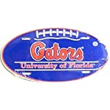 Florida Gators Oval NCAA Tin License Plate ~ Pride Plates