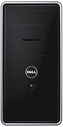 Dell Inspiron 3000 Series i3847-3850BK Desktop (3.5 GHz Intel Core i3-4150 Processor, 8GB DDR3, 1TB HDD, Windows 8.1) image