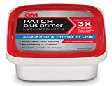 3M Patch Plus Primer, Lightweight Spackling, Spackling & Primer in One