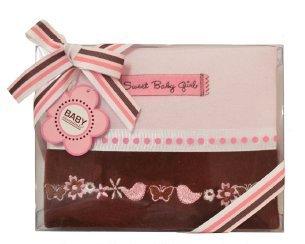 Baby Essentials Sweet Baby Girl Brag Book - 1