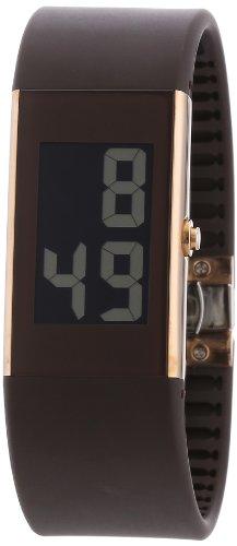 Rosendahl - 43106 - Montre Homme - Quartz - Digitale - Bracelet Caoutchouc Noir