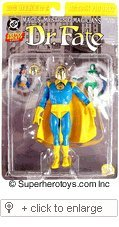 Dc Direct Dr. Fate Action Figure by DC Comics (Dc Direct Action Figure Dr Fate compare prices)