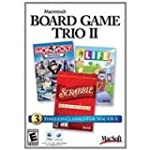 Board Game Trio 2 with Monopoly, Here...