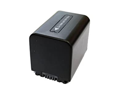 SONY【ソニー】NP-FV70 互換バッテリーHDR-CX180/CX560C/700V/PJ20/PJ40/TD10 【2500mAh】