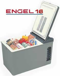 Engel MT17F-U1 Portable Dual Voltage Fridge/Freezer 16 Qt.