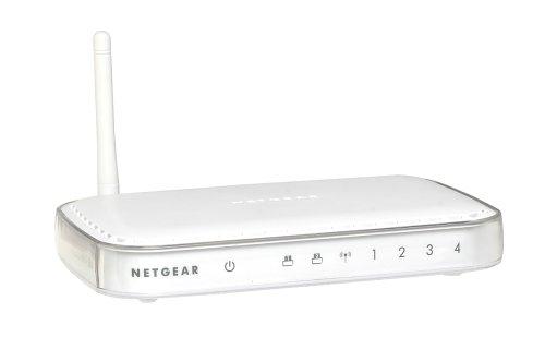 Netgear WGPS606 Wireless 54Mbps Printserver with 4-Port Switch