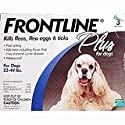 Frontline Plus Dog 23-44 Pounds, 3 Month
