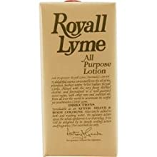 Royall Lyme By Royall Fragrances For Men Aftershave Lotion Cologne Spray 4 Oz