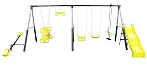 Flexible Flyer High Density Foam Swing Set Frame Protectors