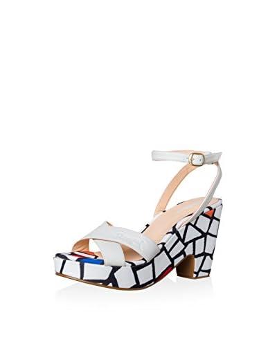 Desigual Sandalo Con Tacco Bip
