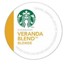 Starbucks Veranda Coffee K Cup 24 Count front-584362