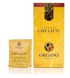 5 Box of Organo Gold Gourmet Coffee Latte 100% Certified Ganoderma Extract Sealed