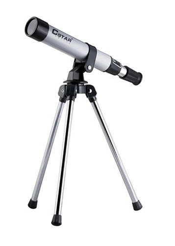 Cstar Tt-330 Educational Series Table-Top Refractor Telescope