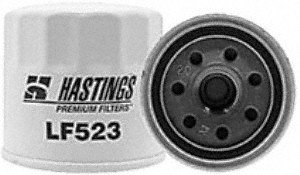 Hastings LF523 Full-Flow Lube Oil Spin-On Filter