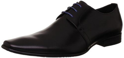 Belmondo Mens 659713/E Lace-Ups Black Schwarz (nero) Size: 9 (43 EU)