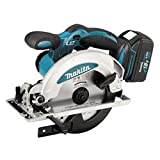 MAKITA BSS611RFE 18V 165mm Cordless Circular Saw