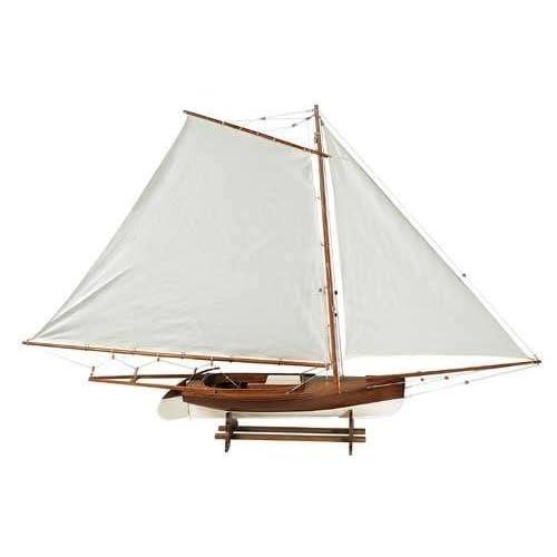 Amazon.com - Hyannis Sandbagger Model Sailboat
