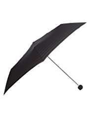 M&S Collection Striped Canopy Umbrella