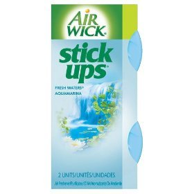 AIR WICK Stick-Ups Air Freshener: Fresh Waters