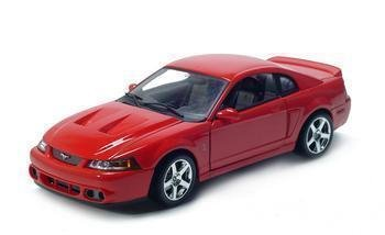 Buy 2003 Ford Mustang SVT Cobra Diecast Model Car 1:18 Die Cast