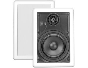 "Htd Mp-W50 Multi Purpose 5 1/4"" In-Wall Speakers (Pair)"