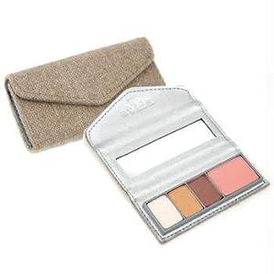 Stila Perfectly Gold Eye & Cheek Palette (3x Eye Shadows + 1x Cheek Color) 8.5g/0.28oz
