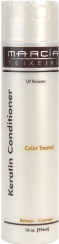 Marcia Teixeira Brazilian Keratin Conditioner - Color Treated Hair,10 oz