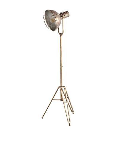 Mercana Carica 1-Light Floor Lamp, Gold