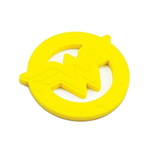 Bumkins Dc Comics Silicone Teether
