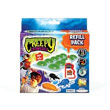 Creepy Crawlers Bug Refills Assortment 4 - Gray (039897350899)