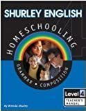 Shurley English, Level 4 Kit, Teacher's Manual (Book & CD)